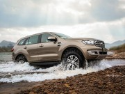 Giam gia sau, Ford Everest lap tuc ban hang ky luc