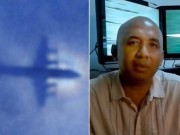 "The gioi - Bi mat MH370: Co truong ""cam sung"" vo, dam may bay tu sat"