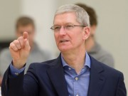 CEO Apple - Tim Cook tiep tuc chi trich cac cong ty cong nghe