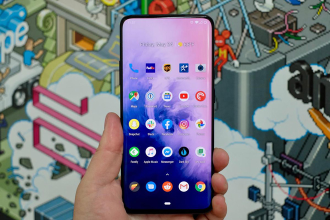 "doanh so oneplus 7 pro ""danh bai"" galaxy s10+ tai trung quoc hinh anh 2"