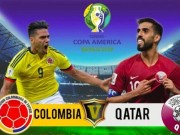 The thao - Soi keo, ty le cuoc Colombia vs Qatar: Them mot bat ngo?