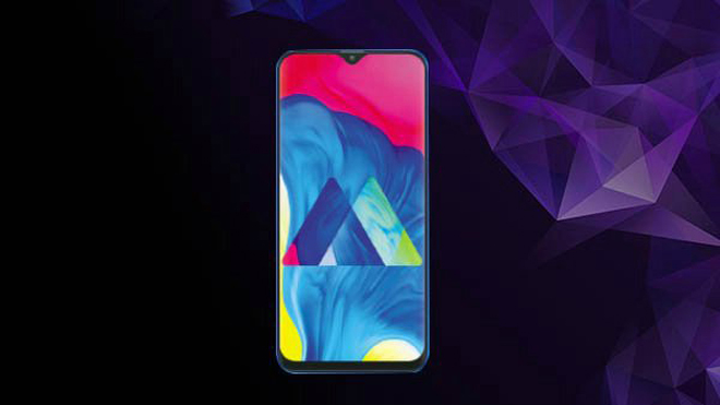 galaxy a10s - chiec smartphone gia re nhat dong a da lo dien hinh anh 1