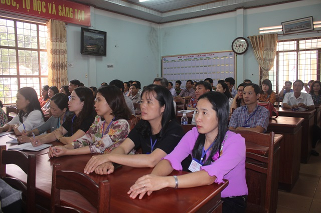 gia lai: 142 thi sinh vang mat trong buoi hoc quy che duy nhat hinh anh 3