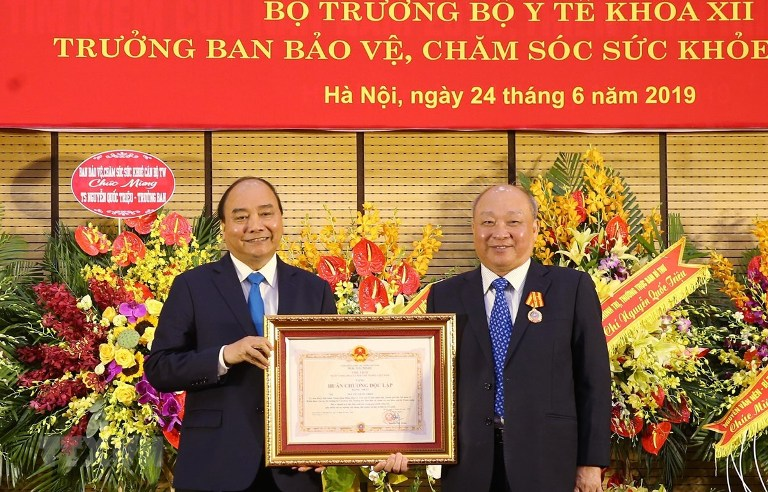 chu tich nuoc tang phan thuong cao quy cho ong nguyen quoc trieu hinh anh 1