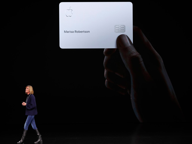 nong: hinh anh dau tien ve the dien tu apple card hinh anh 3