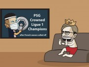 """anh che: Liverpool """"mung ro"""" khi PSG gianh cup vo dich Ligue 1"""