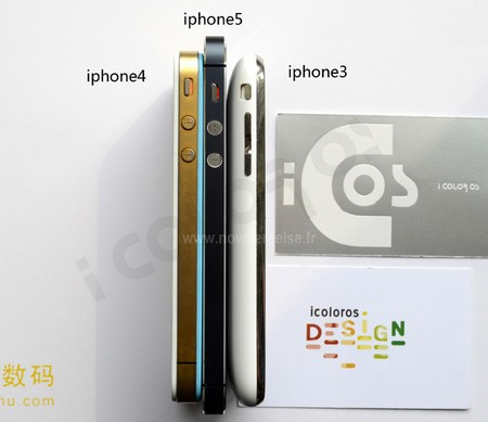 """dat iphone 5 len """"ban can"""" cung iphone4, 3gs hinh anh 2"""