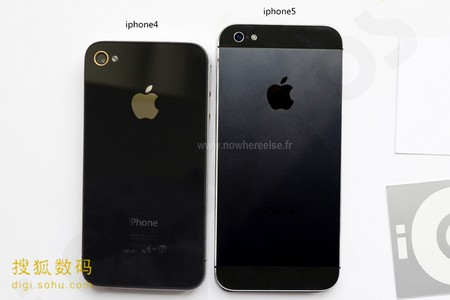 """dat iphone 5 len """"ban can"""" cung iphone4, 3gs hinh anh 3"""