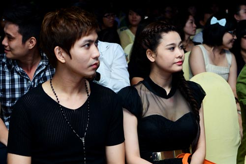 tim - quynh anh cung xuat hien sau sinh con hinh anh 1