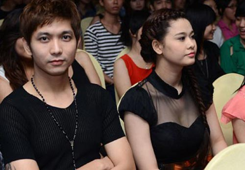 tim - quynh anh cung xuat hien sau sinh con hinh anh 2