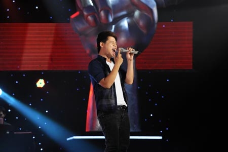 "tap 3 vong doi dau the voice: ""khung long"" co duoc tung ra? hinh anh 3"