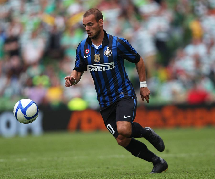 sneijder cam ket tuong lai voi inter hinh anh 1