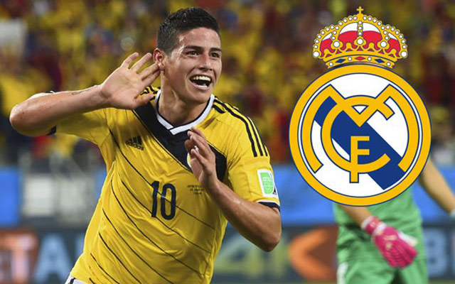 real madrid ton 165 trieu euro vi james rodriguez hinh anh 1