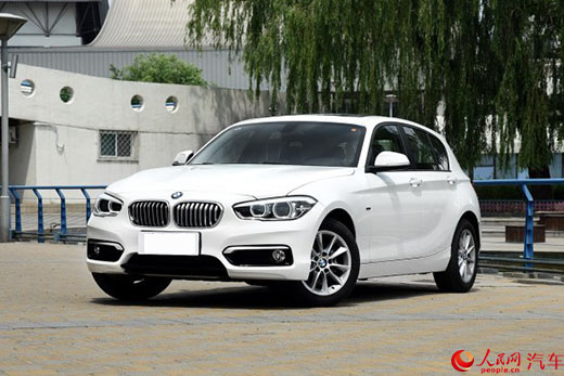 bmw 118i moi co the trang bi dong co ba xi-lanh 1,5t hinh anh 1