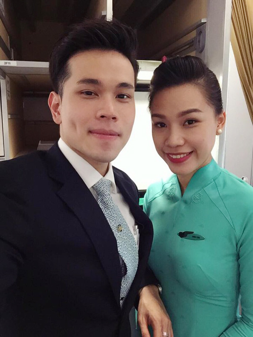 can canh 3 mau ao dai moi cua tiep vien vietnam airlines hinh anh 3