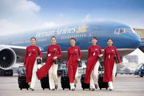can canh 3 mau ao dai moi cua tiep vien vietnam airlines hinh anh 12