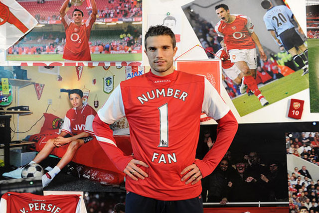 7 ly do de tin van persie tro lai arsenal he nay hinh anh 7