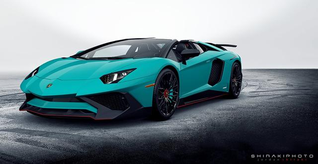 da co the dat hang aventador lp750-4 superveloce roadster hinh anh 1