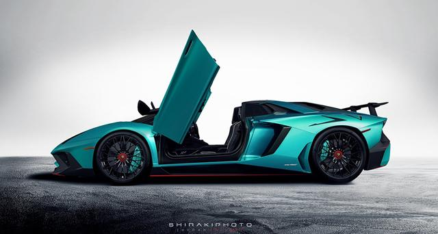 da co the dat hang aventador lp750-4 superveloce roadster hinh anh 2