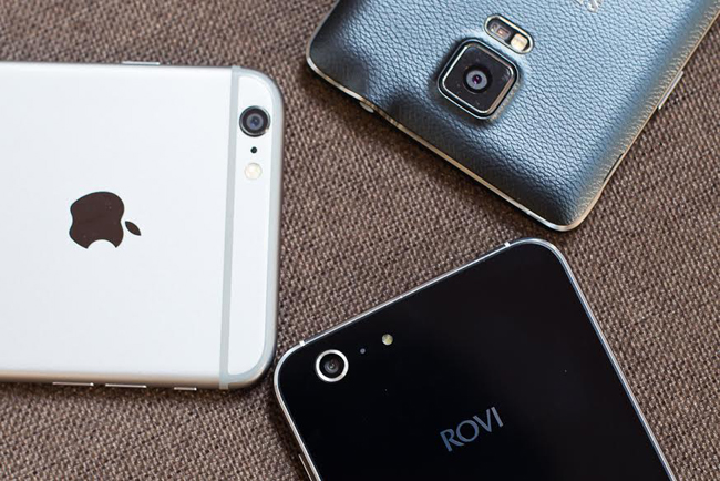 hero x so dang cung iphone 6 plus, galaxy note 4 hinh anh 6