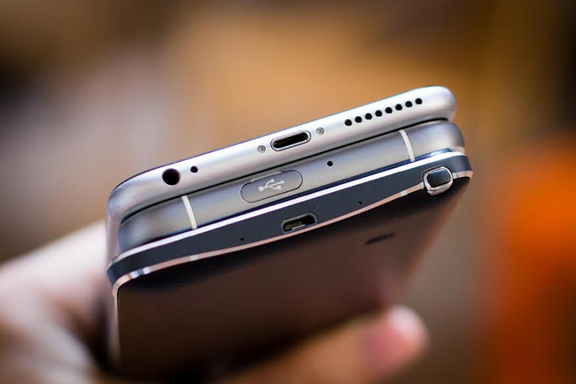 hero x so dang cung iphone 6 plus, galaxy note 4 hinh anh 9