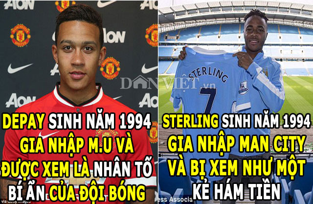 anh che: real khiep so m.u, ly do sterling sang man city hinh anh 1