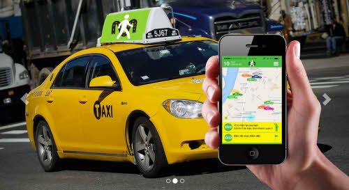 ung dung goi taxi imove sap xuat hien hinh anh 1