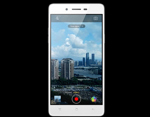 oppo mirror 5 gia re, chay 2 sim trinh lang hinh anh 1