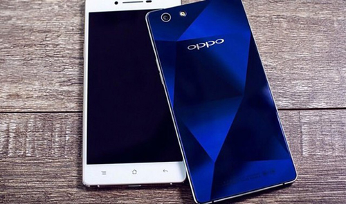 oppo mirror 5 gia re, chay 2 sim trinh lang hinh anh 2
