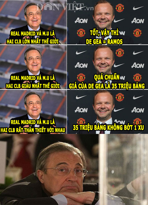 anh che: van gaal mia mai real, man city mong hoa dt viet nam hinh anh 7