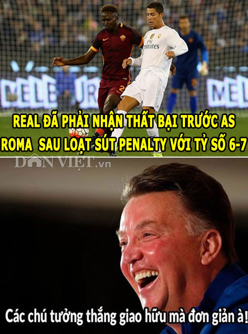 anh che: van gaal mia mai real, man city mong hoa dt viet nam hinh anh 6