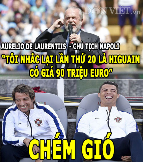 anh che: van gaal mia mai real, man city mong hoa dt viet nam hinh anh 1