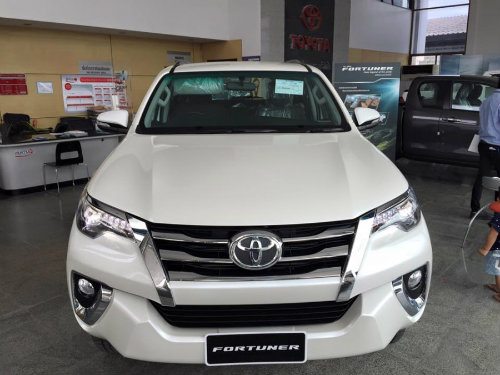 chi tiet toyota fortuner 2016 gia 762 trieu dong hinh anh 1