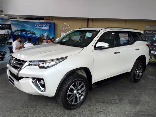 chi tiet toyota fortuner 2016 gia 762 trieu dong hinh anh 2