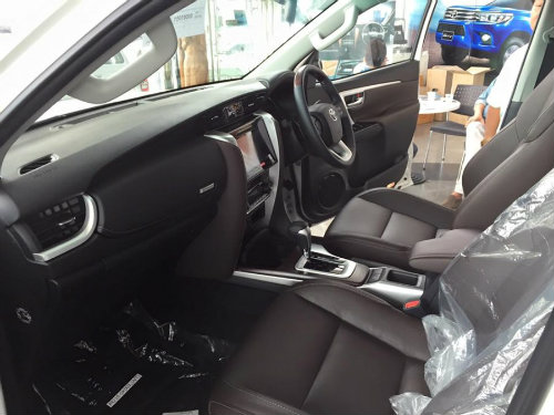 chi tiet toyota fortuner 2016 gia 762 trieu dong hinh anh 3