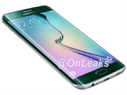 lo anh samsung galaxy s6 plus canh tranh iphone 6s hinh anh 1