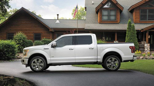 ngam xe sang ford f-150 limited 2016 gia 70.000 usd hinh anh 9