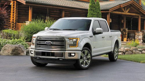 ngam xe sang ford f-150 limited 2016 gia 70.000 usd hinh anh 4