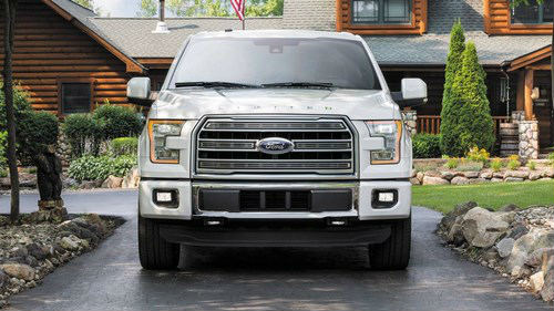 ngam xe sang ford f-150 limited 2016 gia 70.000 usd hinh anh 7