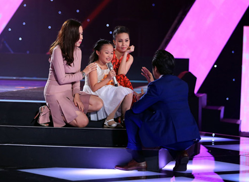 cau be 13 tuoi hat hit son tung gay sot the voice kids hinh anh 5