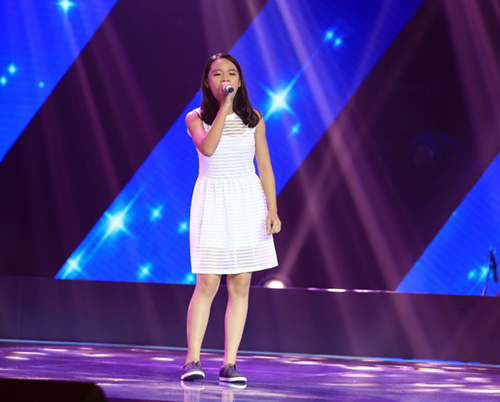 cau be 13 tuoi hat hit son tung gay sot the voice kids hinh anh 8