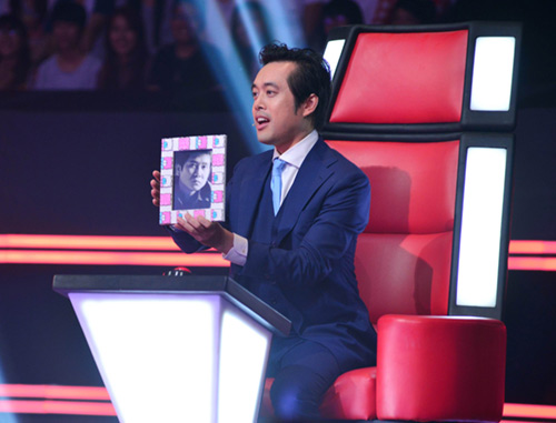 cau be 13 tuoi hat hit son tung gay sot the voice kids hinh anh 4
