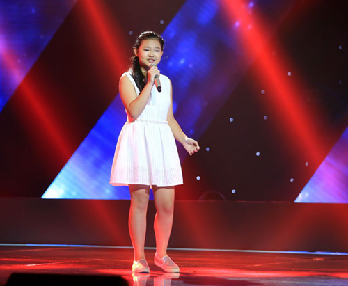 cau be 13 tuoi hat hit son tung gay sot the voice kids hinh anh 9