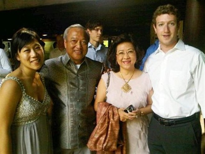 priscilla chan: tu co gai ngheo thanh vo ty phu facebook hinh anh 1