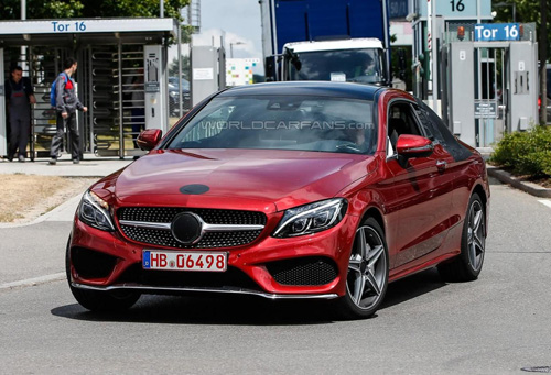 mercedes-benz c-class coupe 2016 hien nguyen hinh hinh anh 7