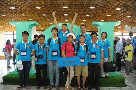 viet nam doat 4 huy chuong olympic tin hoc quoc te hinh anh 1