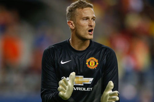 "diem tin: m.u ""tong co"" lindegaard, anh vien gay that vong hinh anh 1"