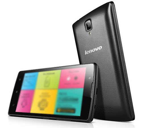 lenovo tung smartphone gia re chay android 5.1 hinh anh 1