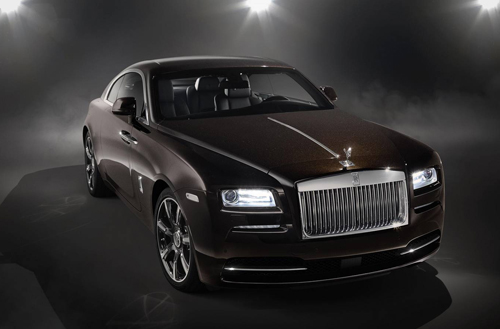 me man truoc rolls-royce wraith inspired by music moi hinh anh 1