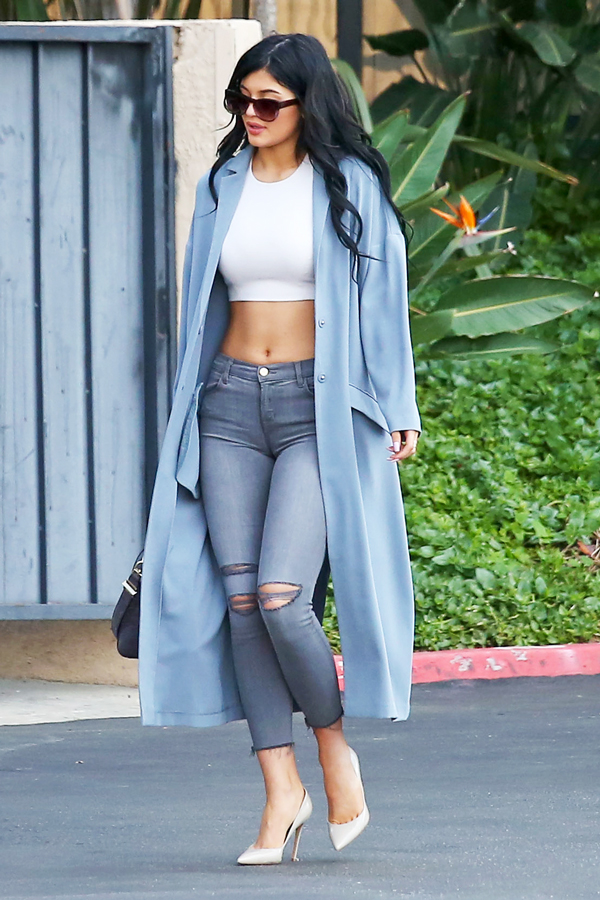 chat nhu kylie jenner - hotgirl 18 tuoi cua hollywood hinh anh 7